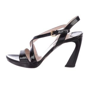 Miu Miu Patent Leather Heels